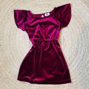 Adorable Velvet Dress